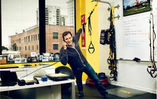 Meet the Mastermind Behind One of Your Favorite Pieces of Fitness Equipment