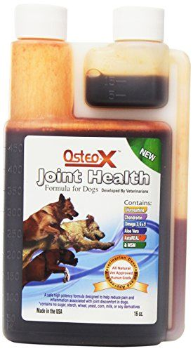 OsteoX Liquid Joint Protection Supplement for Dogs 16 Oz Bottle >>> More info could be found at the image url.Note:It is affiliate link to Amazon.
