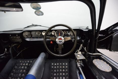 1966 Le Mans Winning Ford Gt40 Sold With Images Ford Gt40