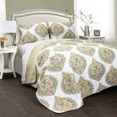 Found it at Wayfair - Sylvia Quilt Collection