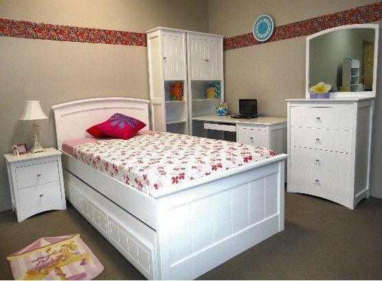 Lena Bedroom Suite Package 4pc