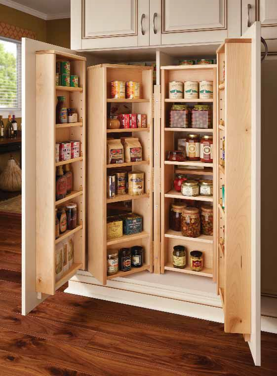 Best Organizing Kitchen Cabinets More Space Inside Never 400 x 300