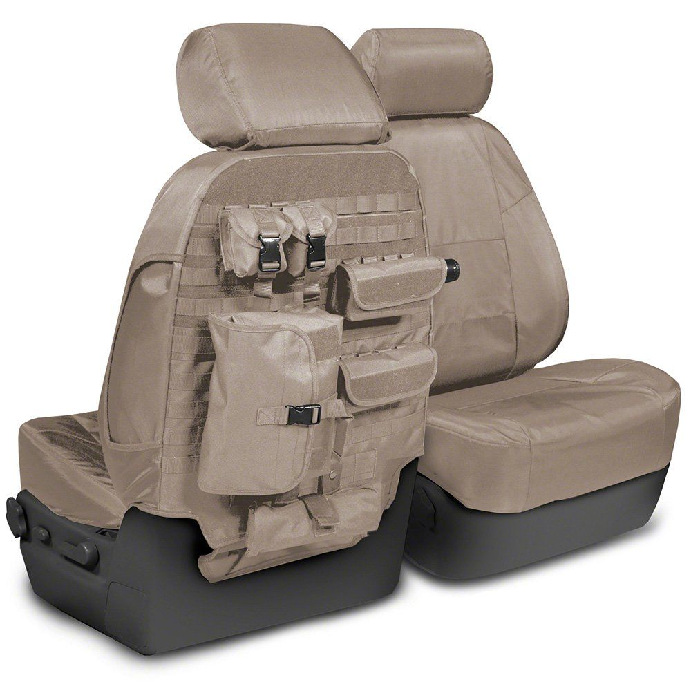 Coverking Tactical Seat Covers Tactical seat covers