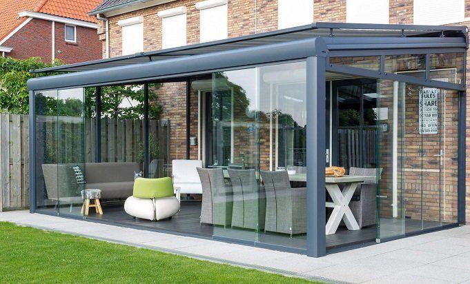 Acristalamiento de terrazas patio en 2019 cerramientos for Acristalamiento de terrazas precios