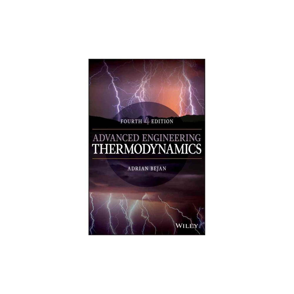 Advanced Engineering Thermodynamics (Hardcover) (Adrian Bejan)