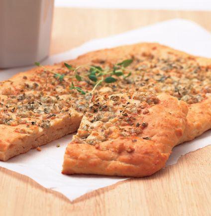 Kaurainen ciabatta // Italialainen herkkuleipä taipuu myös gluteenittomaan leivontaan! #ciabatta #gluteeniton #provena http://www.provena.fi/fi/resepti/-/p/kaurainen-ciabatta?reid=RECIPE_460