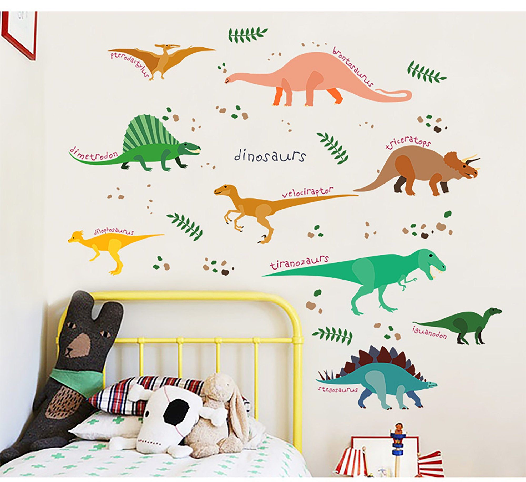 Kindergarten Wall Decoration Self Adhesive Wallpaper Cartoon