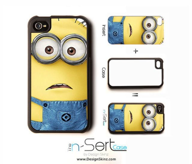 Find them at this website  http   wanelo.com p 2630453 new-despicable-me-7 -n-sert-iphone-4-4s-5-case-with-changeable-inserts d4060ad54c58