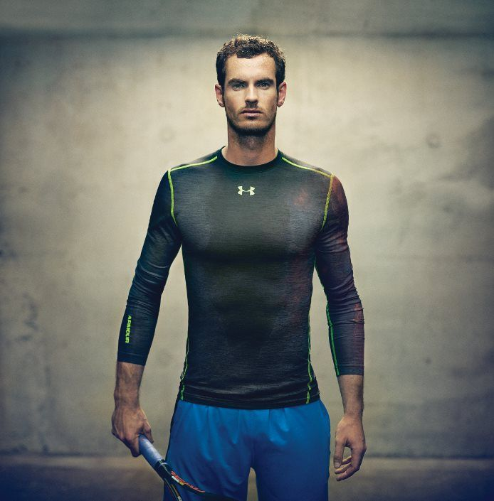 andy murray under armour
