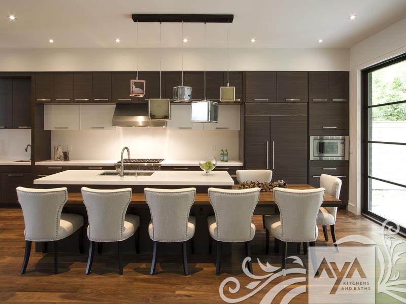 aya kitchens canadian kitchen and bath cabinetry manufacturer kitchen design professionals cirrus slate - Canadian Kitchen Cabinets Manufacturers
