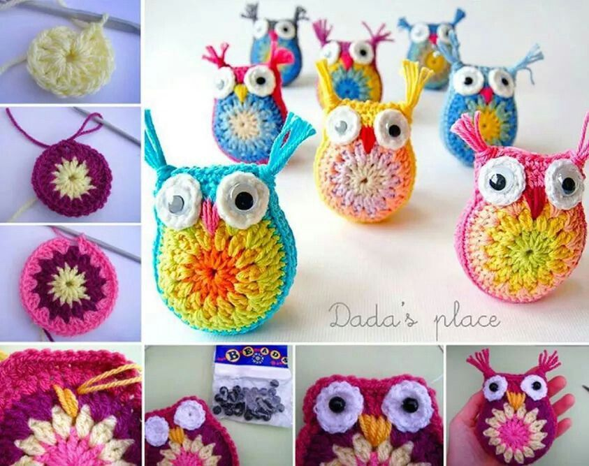 Pin By Autumn Brown On Crochet Knit Stuff Pinterest Owl