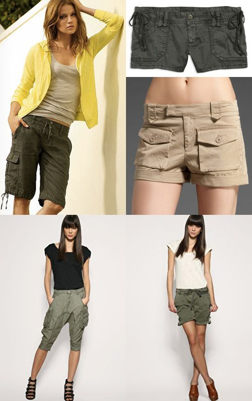 Casual tomboy cargo shorts and converse | Short outfits