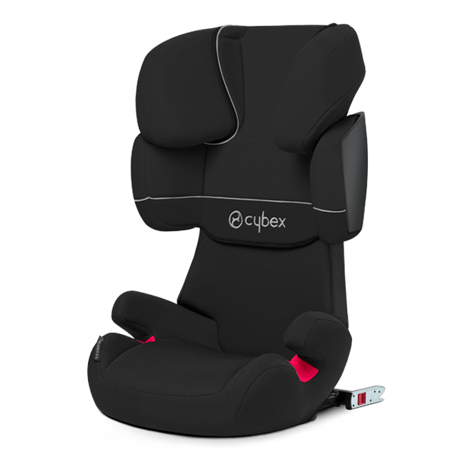 Solution X Fix By Cybex Patented Reclining Headrest Linear Side Impact Protection L S P System 11 Position Height Adjusta Car Seats Cybex Baby Car Seats