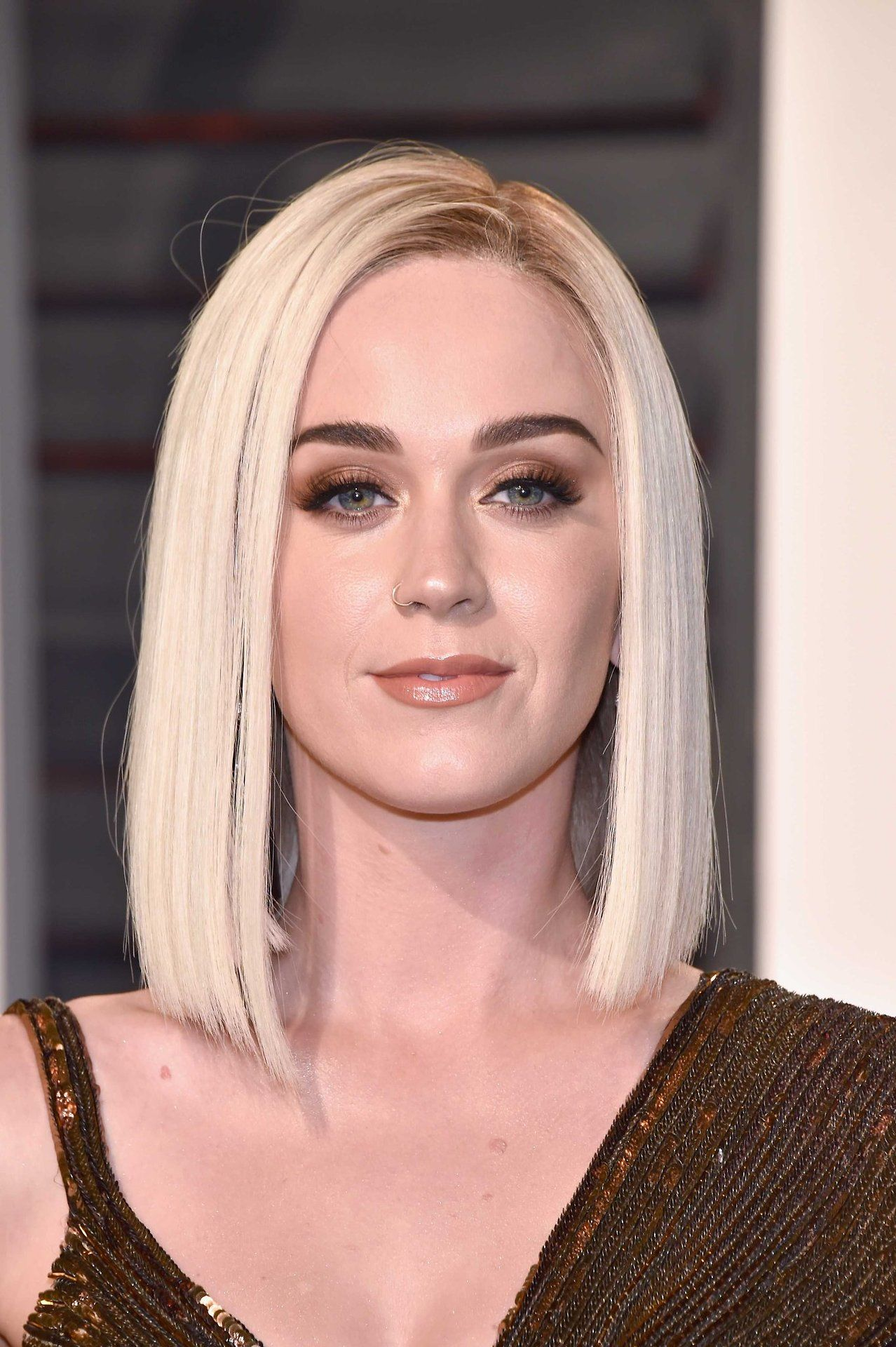 Katycatbobs Katy Perry Attends The 2017 Vanity Fair Oscar Party On