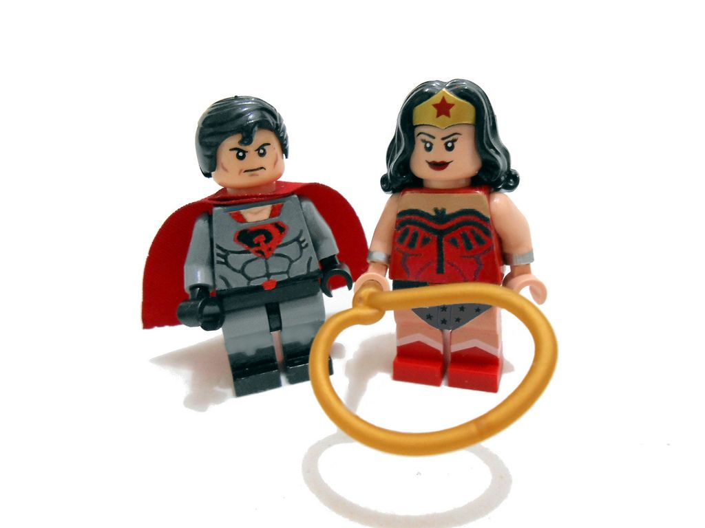 Superman and Wonder Woman: Red Son. Injustice   Flickr ... Red Son Justice League