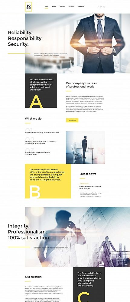 Business moto cms html template 59304 web interfaces business last added website inspirations at your coffee break browse for more moto cms html templates regular price 139 sources friedricerecipe Images