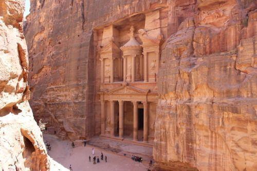 Petra – Jordan (byWilliam John Gauthier) #petrajordan Petra – Jordan (byWilliam …