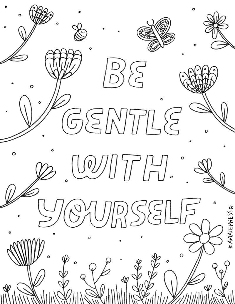 Coloring Page Download Quote Coloring Pages Love Coloring Pages Coloring Pages