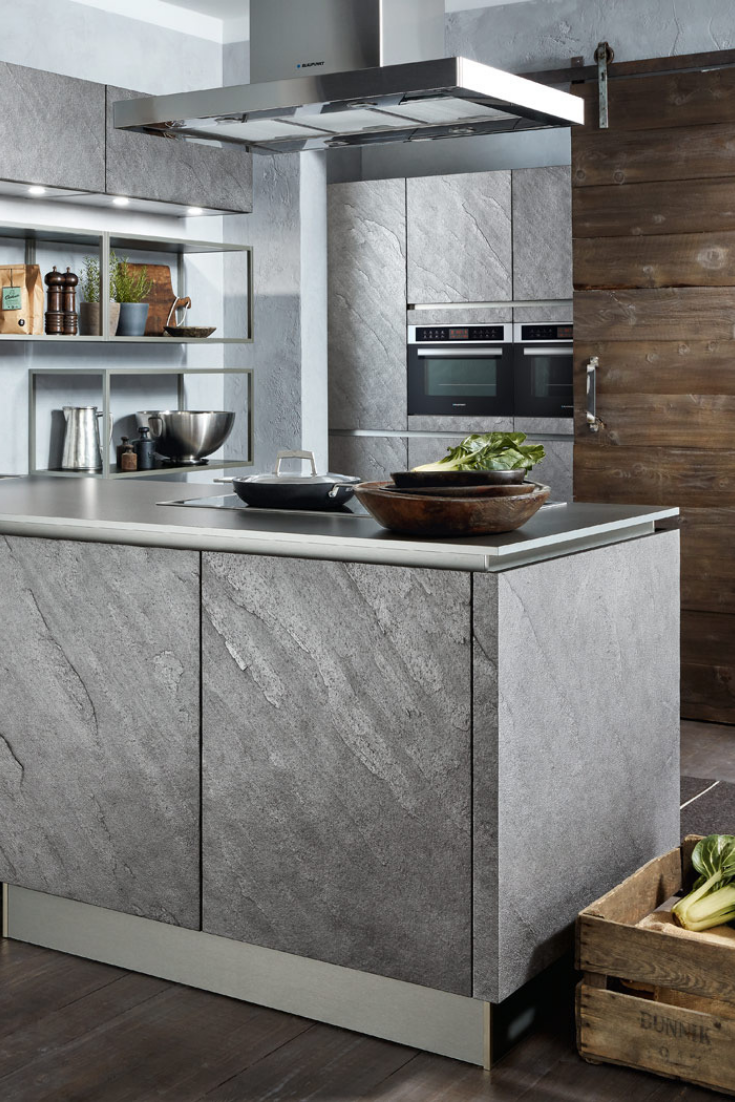 Grifflose Küchen Varianten Bilder Vorteile Und