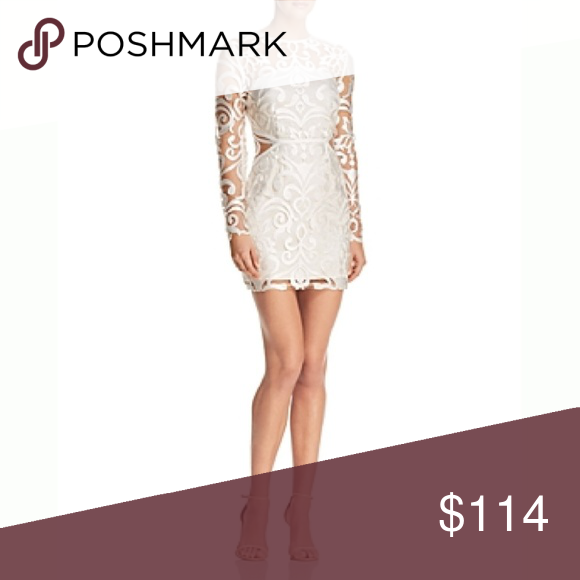 7e021e41a475 Finders Alchemy Lace Mini Dress Size: Small Color: Ivory Finders Keepers  Dresses Mini