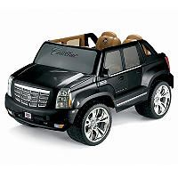 Power Wheels Cadillac Escalade >> 12v Power Wheels Cadillac Escalade Ext Sam S Club Nate S