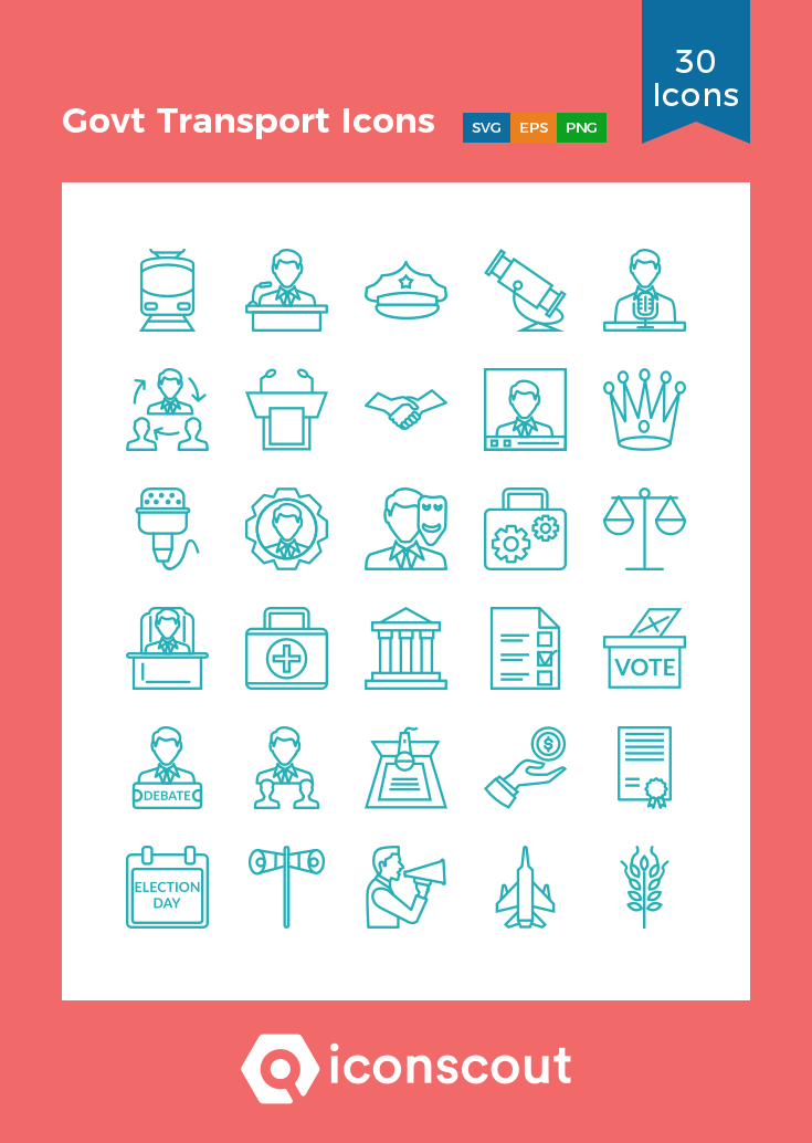 Download Govt Transport Icons Icon Pack Available In Svg Png Eps Ai Icon Fonts Icon Pack Transportation Icon Font