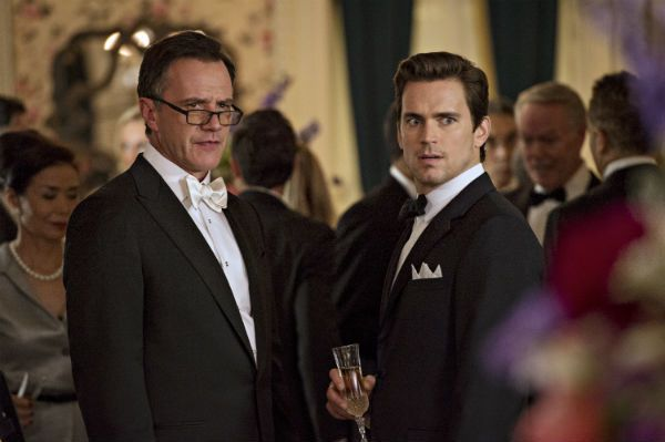 Tvfanatic It S Going To Be Tough Saying Goodbye To White Collar But The Stars Offered Their Take On Th Matt Bomer White Collar White Collar White Collar Series