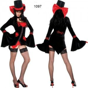 Costume Vampira Gotica