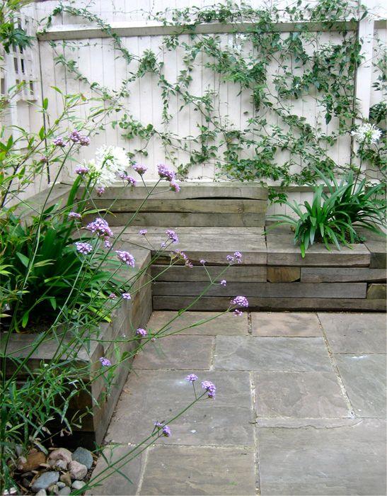 15 diy how to make your backyard awesome ideas 7 - Garden Design Terraced House