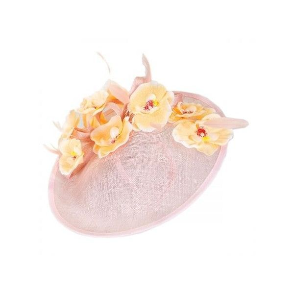 Grace Fascinator Headband ❤ liked on Polyvore featuring accessories, hair accessories, head wrap hair accessories, headband fascinators, feather headband, beaded hair accessories and feather fascinator