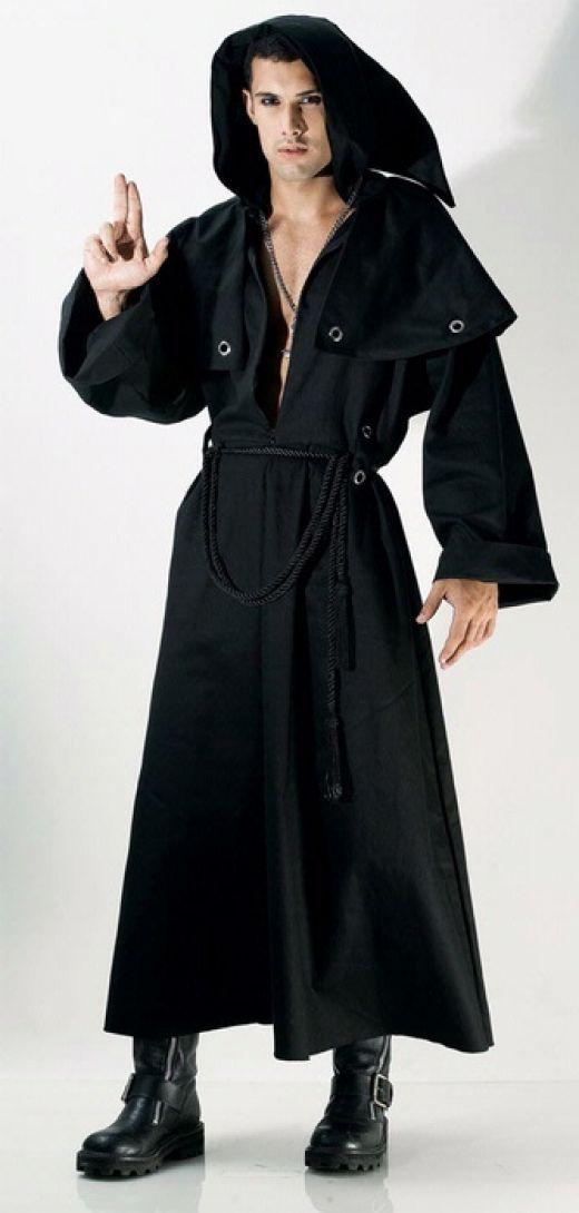 Gothic Halloween Costumes | Gothic men, Male halloween costumes ...