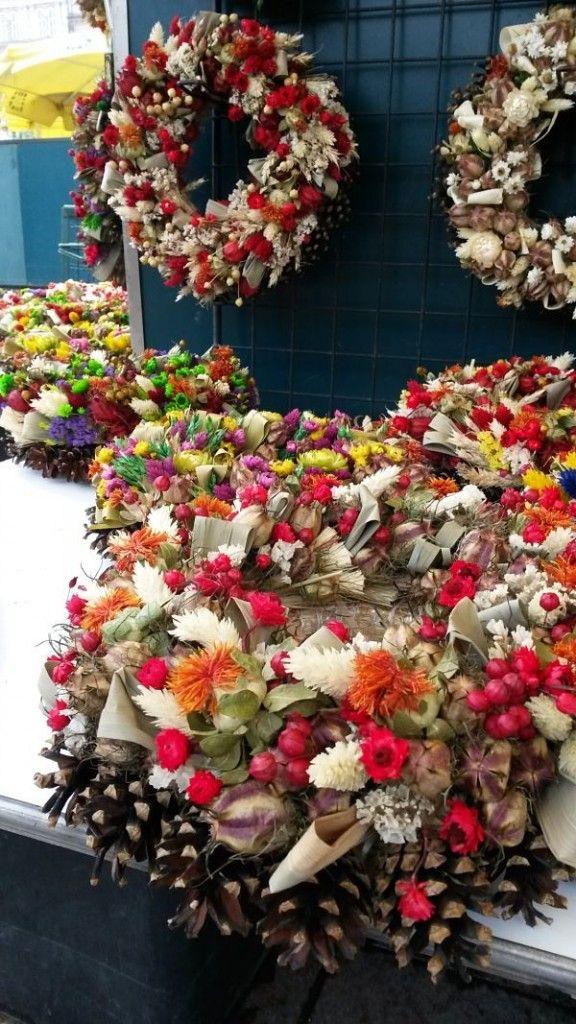 Cracovia - Mercado de flores (3)