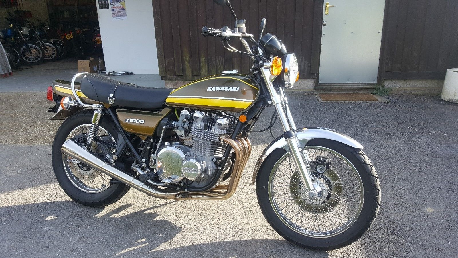 ebay ebay kawasaki z1000 a1 classic motorcycles 1970s. Black Bedroom Furniture Sets. Home Design Ideas