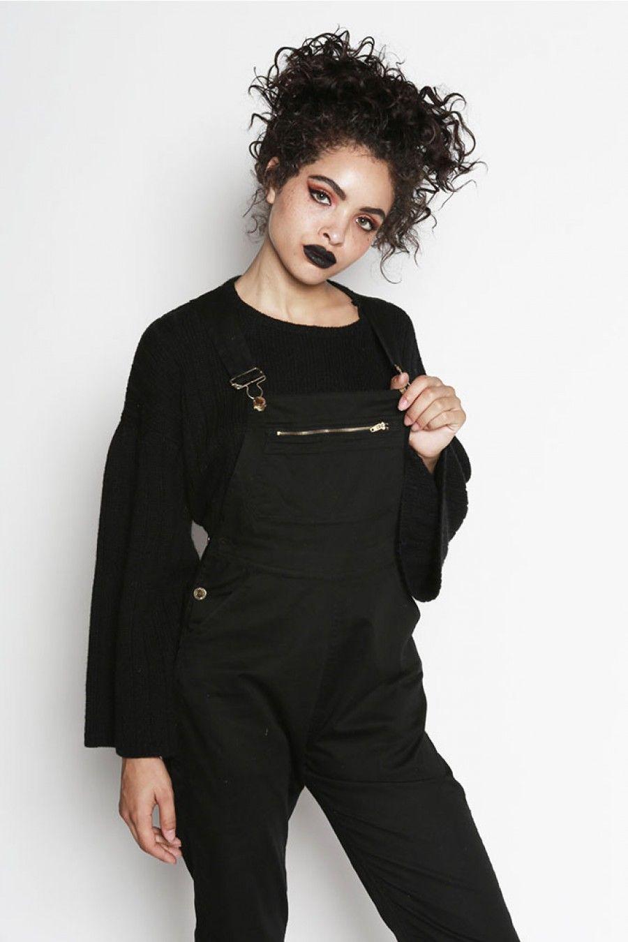 fa67266d90 Playgirl Jumpsuit Black - SHOP