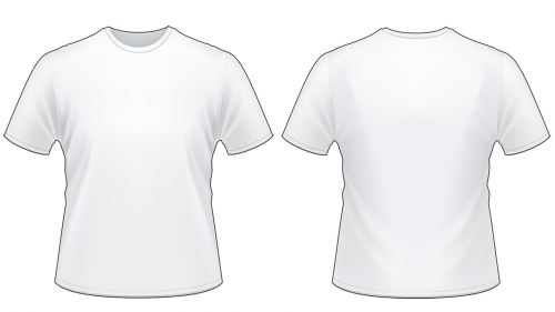 Blank Tshirt Template Worksheet In Png  Worksheets Template And