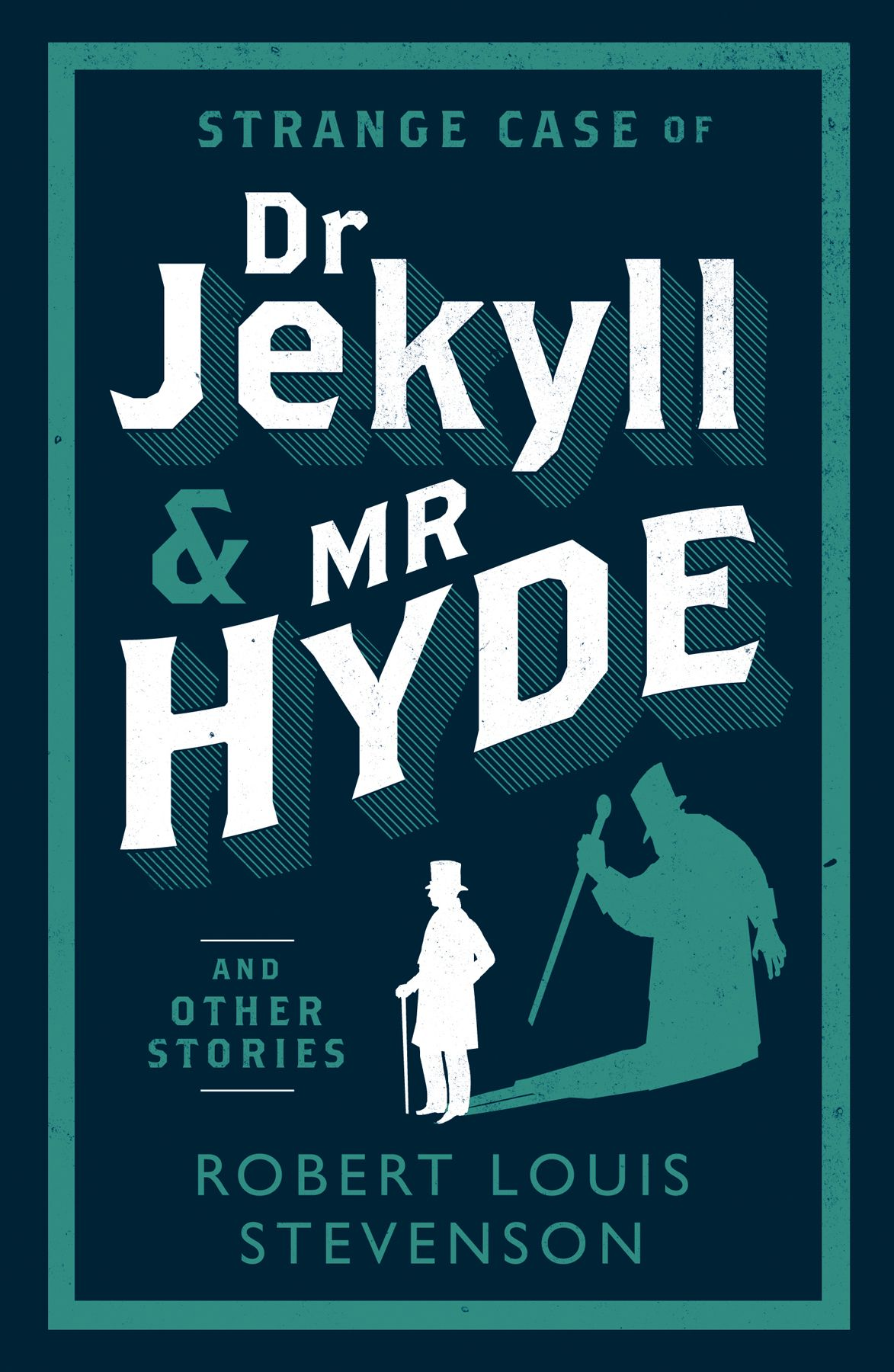Image result for Strange Case of Dr. Jekyll and Mr. Hyde book cover