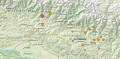 2015 nepal earthquake openstreetmap wiki maps pinterest nepal 2015 nepal earthquake openstreetmap wiki gumiabroncs Image collections