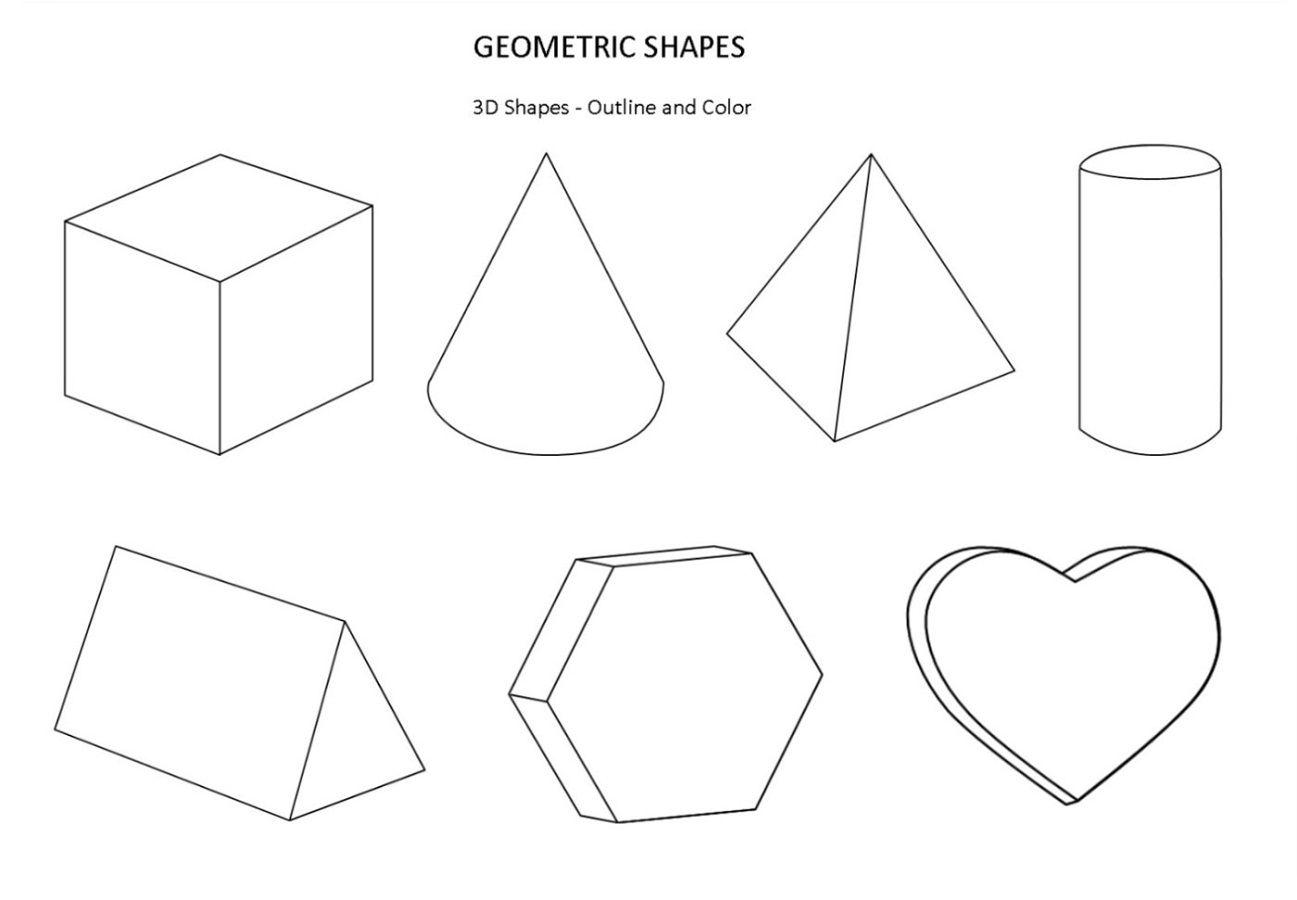 Kindergarten Worksheets Shapes Shapes Worksheet Kindergarten Shapes Kindergarten Shape Worksheets For Preschool