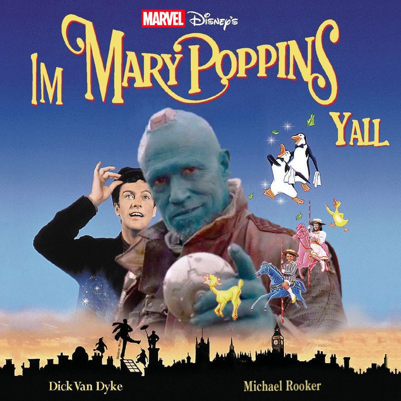 I M Mary Poppins Y All I M Mary Poppins Y All Marvel Funny M