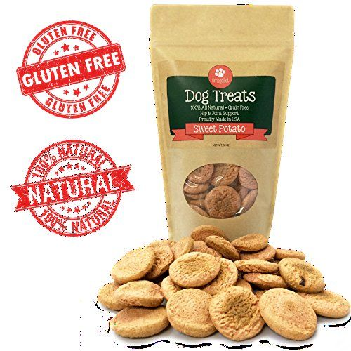 Sweet Potato Grain Free Dog Treats All Natural And 100 Grain