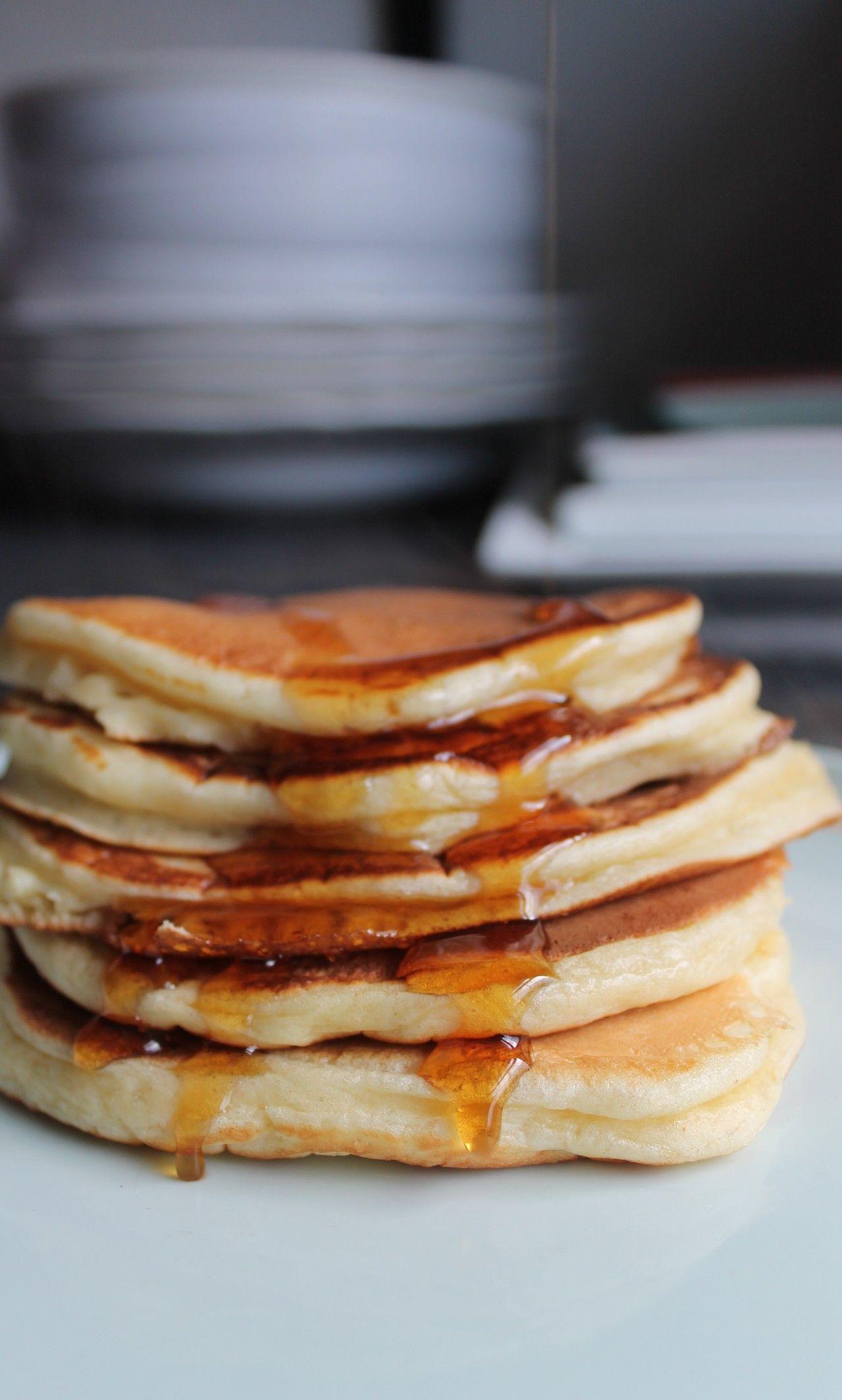 Buttermilk Pancakes Foodie Hub Daniel Diver Recipe In 2020 Buttermilk Pancakes Pancakes Buttermilk
