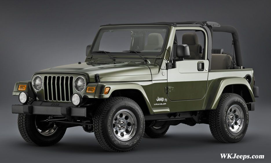 Pin by Shannon Bost on dream vehicle 2006 jeep wrangler