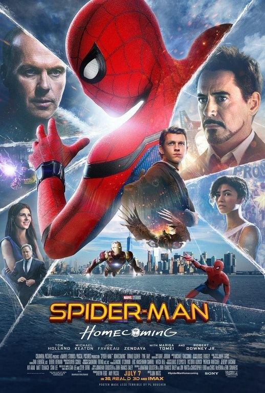 Watch Spider Man Homecoming Online