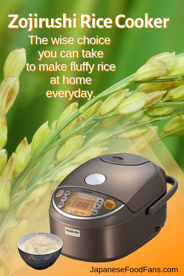 Zojirushi Induction Heating Pressure Rice Cooker & Warmer ...