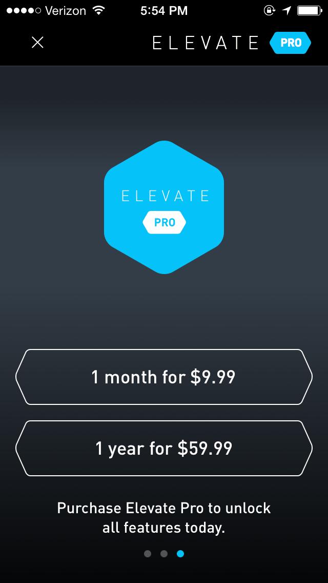 Pttrns Elevate Brain Training Login Page Design Android Design App Design