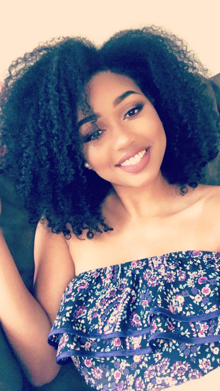 IG iamzariyaa NATURALLY CURLY HAIR Pinterest Natural Curly
