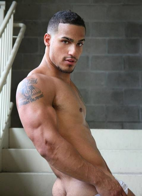 Gay Black Latin 32