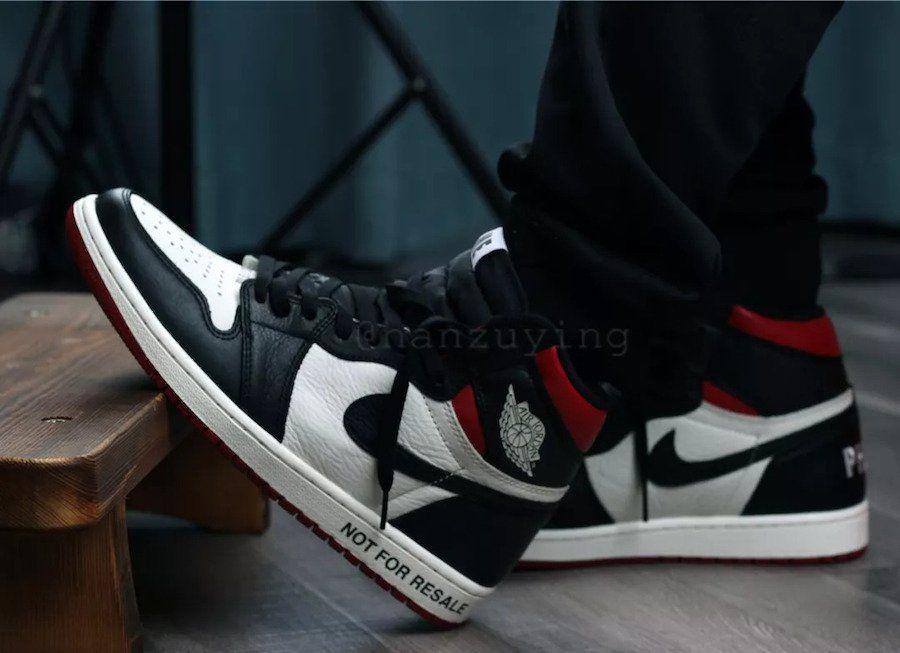 Nike Womens Air Jordan 1 High OG – HANON