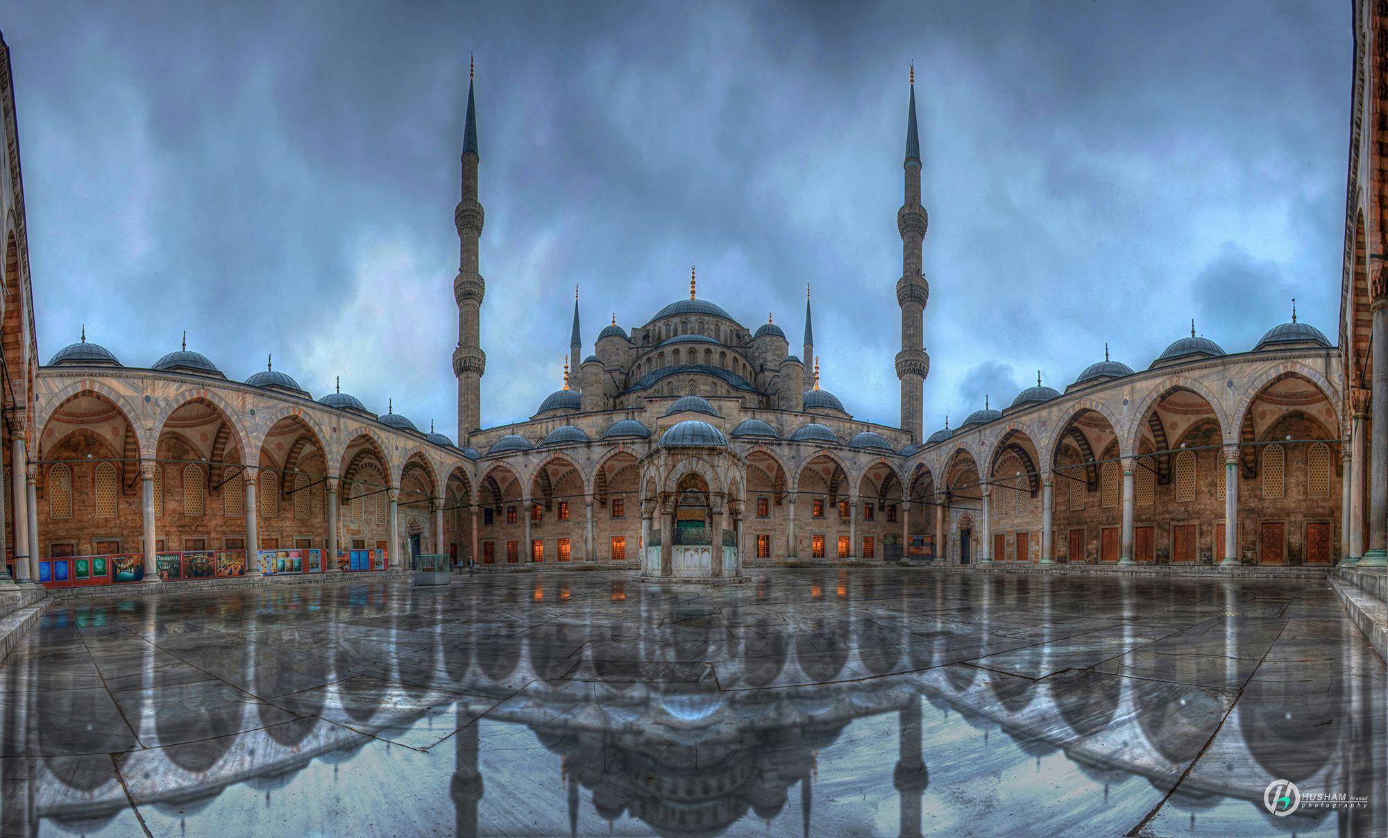 Photograph Blue Mosque by husham alasadi on 500px