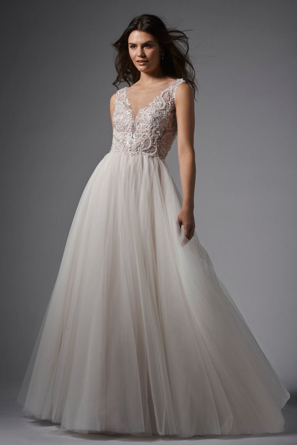 Wtoo Naomi 15761, $1,250 Size: 10 | Sample Wedding Dresses ...